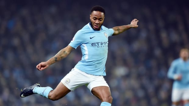 Manchester City's Raheem Sterling Keen To Play Overseas