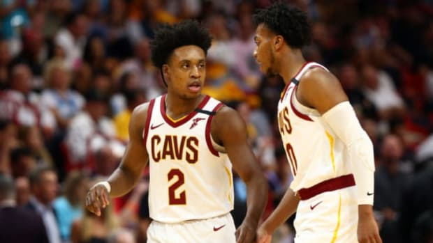 """Larry Nance Jr. Reveals What Nickname He'd Like To Put Collin Sexton And Darius Garland: """"I Think We've All Decided That These 2 Officially Go By Sexland"""""""