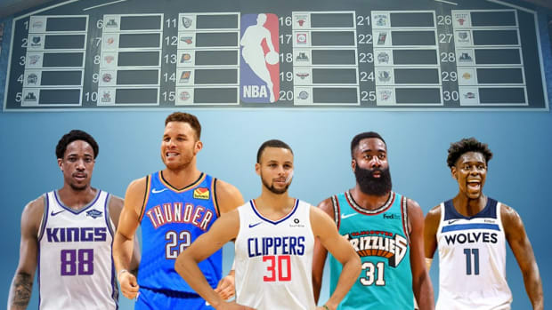 Re-Drafting The 2009 NBA Draft Class: Stephen Curry, James Harden, Blake Griffin