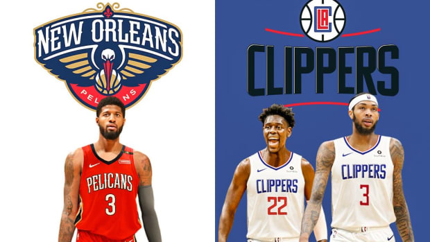 The Perfect Blockbuster Trade: Paul George For Brandon Ingram And Jrue Holiday
