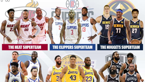 10 Scariest NBA Superteams That Can Be Formed Right Now