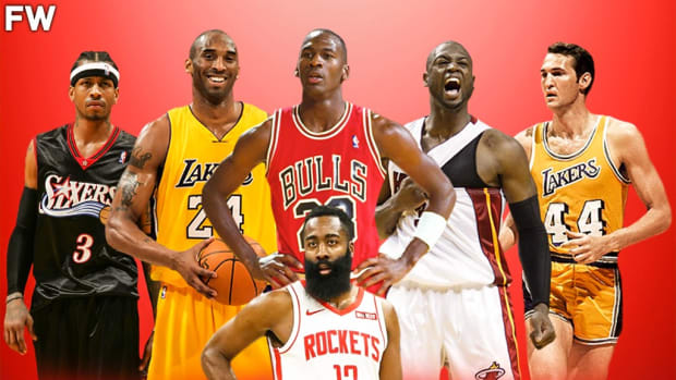 5 Reasons Why James Harden Is Not A Top-5 Shooting Guard In NBA History