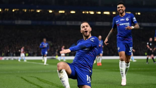 Eden Hazard 'Rejected Huge Premier League Offers' To Join Real Madrid, According To Former Teammate