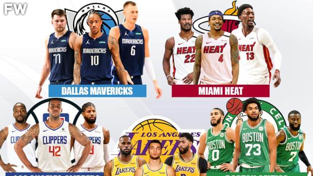 NBA Rumors: 5 Superteams That Could Be Created This Season