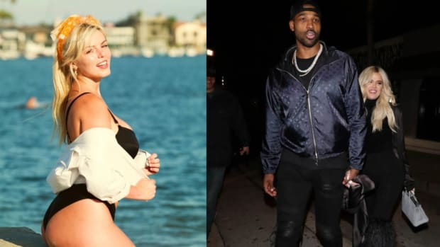 Playboy Model Receives Death Wishes After Exposing Tristan Thompson For Throwing A Party During A Pandemic