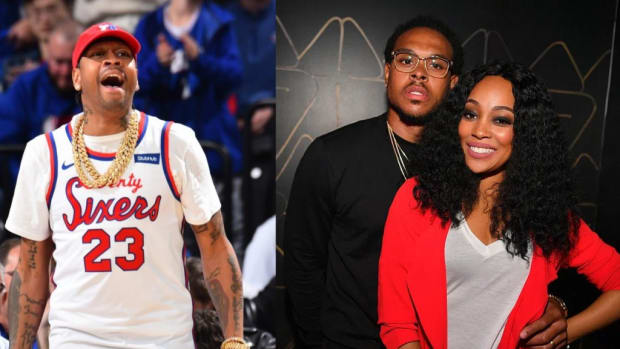 Allen Iverson Is Reportedly Dating Shannon Brown's Ex Wife Monica Sparks
