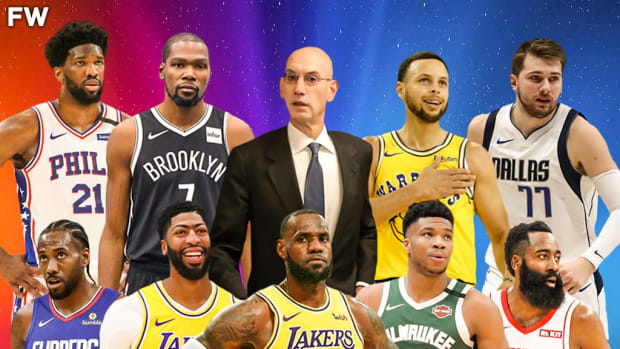 Top 10 Reasons Why The NBA Is The Best Sports League In The World In 2020