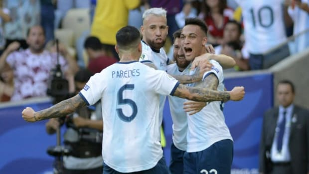 Transfer Rumors: Barcelona Prepare Huge Offer For Argentine Star After Copa America