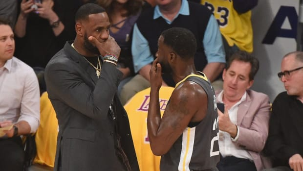 Draymond Green Went From Calling LeBron James A B**ch To 'Invite' Him To The White House