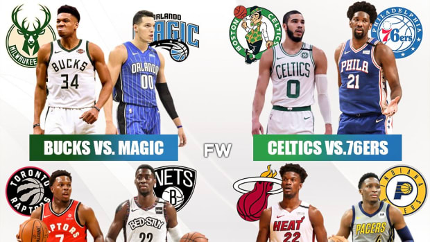2020 Eastern Conference Prediction: Who Will Play In The NBA Finals (Round By Round)