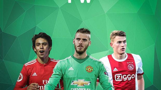 Latest Soccer Transfer Rumors: David De Gea, Matthijs De Ligt And Joao Felix