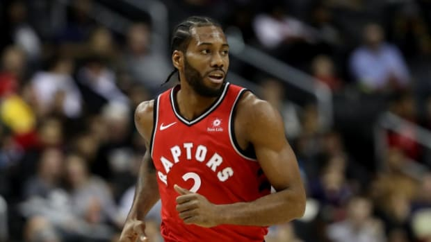 Chris Broussard: 'Kawhi Has Told Clippers He Won't Sign With Them'