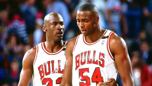 Charles Barkley Claims The Chicago Bulls Were A Better Team With Horace Grant, Not Dennis Rodman