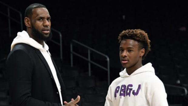 LeBron And Savannah James Are Pissed Off Because Of Lies About Bronny James