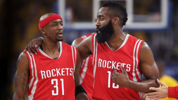 Jason Terry and James Harden
