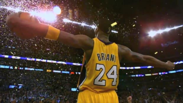 Greatest Laker Ever Kobe Bryant