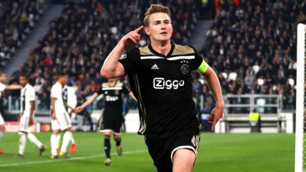 Man. City Told To Make A Run for Ajax's De Ligt: 'He Can Fill Kompany Void'