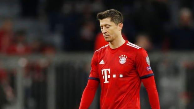 Robert Lewandowski Slams Bayern Munich's Lack Of Signings: 'We Need Three New Players'