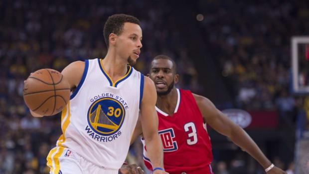 Clippers vs. Warriors