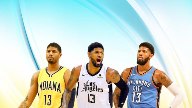 Paul George Made Huge Promises On The Indiana Pacers, OKC Thunder And LA Clippers: 'I Never Want To Leave Indy... I'm Here To Stay In OKC... I Want To Retire A Clipper.'