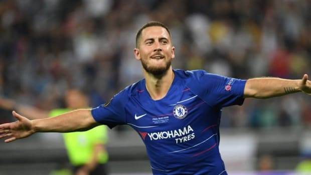 Breaking: Real Madrid Confirm Eden Hazard Signing From Chelsea