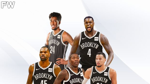 NBA Rumors: 5 Best Free Agents For The Brooklyn Nets Right Now