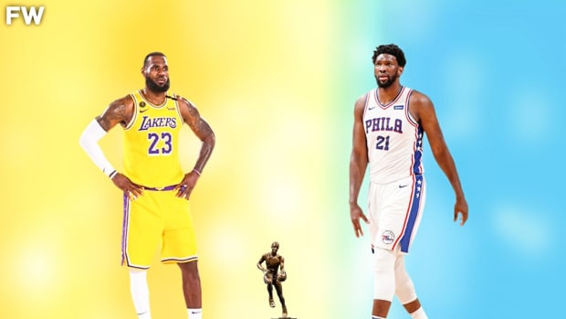 MVP Power Rankings: LeBron James And Joel Embiid Are The Clear Favorites