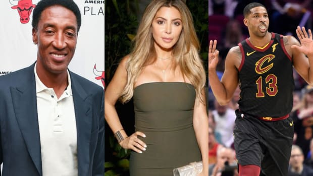 Larsa Pippen Reveals She Was Cheating On Scottie Pippen With Tristan Thompson