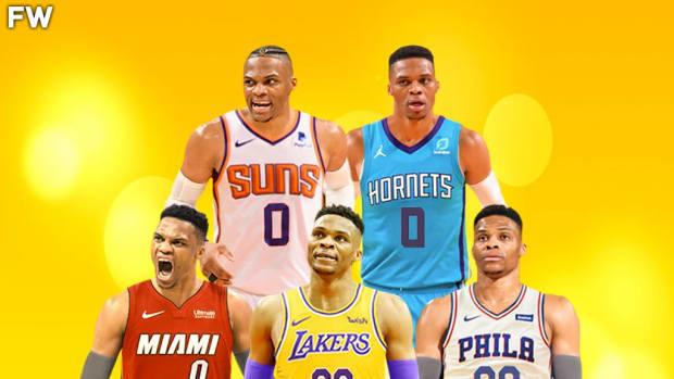 NBA Rumors: Top 5 Best Destinations For Russell Westbrook