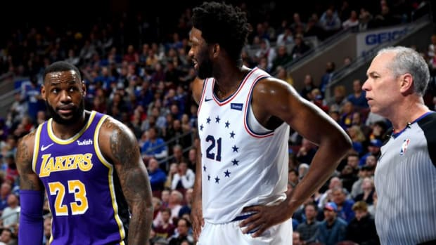 Magic Johnson Reveals His Top 5 Early Picks For The MVP Awards