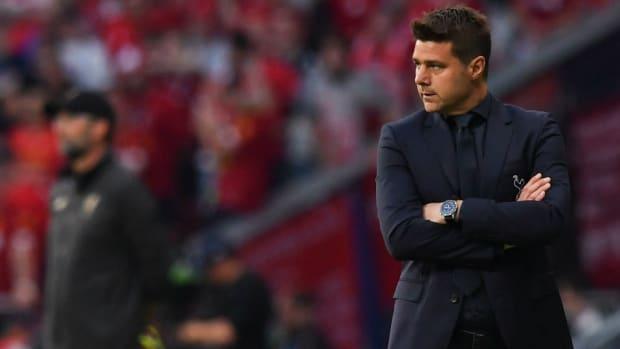 Mauricio Pochettino Drops Hints About His Future Following Tottenham's UCL Loss