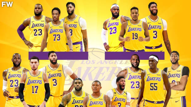 5 Blockbuster Trades That Would Give The Los Angeles Lakers A Third Superstar