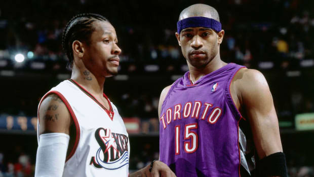 """""""Coach, It's Not Going To Work, I Love Toronto"""": Raptors Coach Tried To Get Allen Iverson Drunk Before The Game, But He Scored 51 vs. The Raptors"""