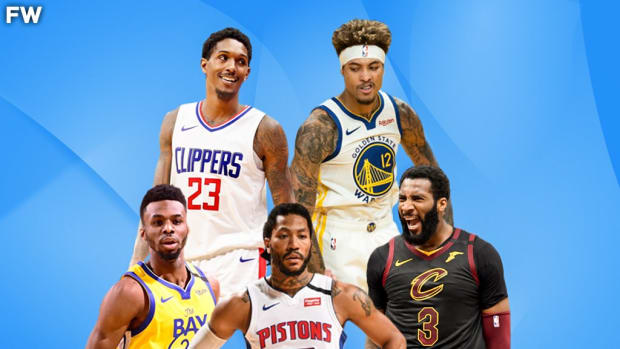 Top 10 NBA Players That Didn't Make Top 100 On The ESPN List