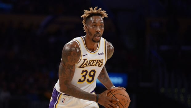 """Dwight Howard: """"I Would Like To Play For The Lakers, But I Don't Want To Play For Free Anymore."""""""