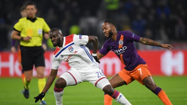 Lyon Star Tanguy Ndombele Discusses Future Amid Premier League, Serie A Interest