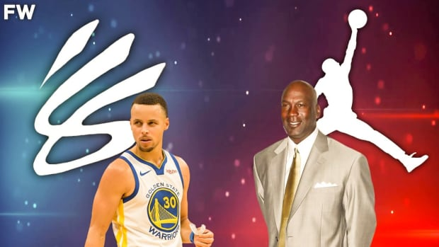 """Stephen Curry On Jordan And His New Brand: """"He Is The GOAT Standard Of Success When It Comes To Doing That, But We Are Going To Do It A Different Way And Something That Is Authentic To Me."""""""