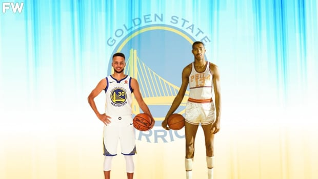 Steve Kerr Says Stephen Curry Is The Greatest Warrior Of All-Time