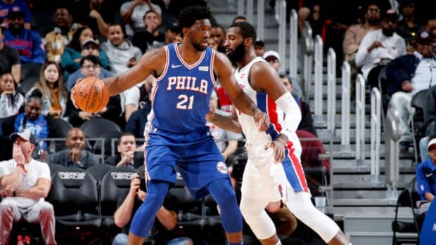 embiid-drummond-ejection-nba-sixers-pistons