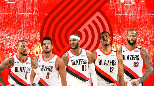 The Perfect Plan For The Portland Trail Blazers: An Ultimate Revenge Squad With LaMarcus Aldridge And DeMarcus Cousins