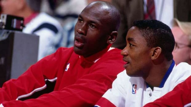 NBA Fans Destroy Isiah Thomas After He Posted That Michael Jordan Is Not The Greatest Player Of All-Time