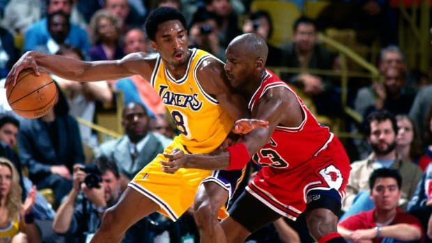 """Mark Jackson Says Kobe Bryant And Michael Jordan Were """"Willing To Leave It All On The Court"""" To Get The Win"""
