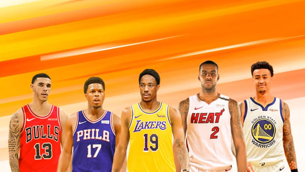 5 Best NBA Trades That Didn't Happen: Kyle Lowry To The 76ers, Lonzo Ball To The Bulls