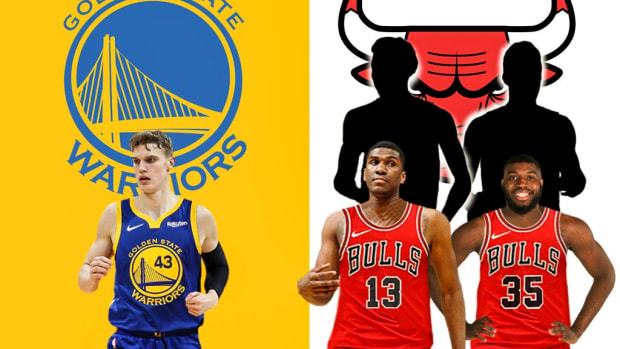 NBA Rumors: Golden State Warriors Could Acquire Lauri Markkanen For Two Players And Two Future Picks