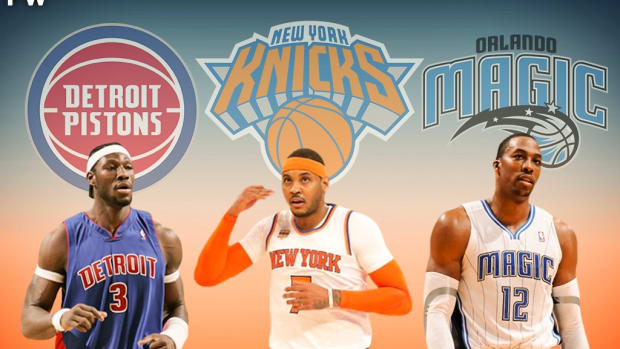 'If Ben Wallace Doesn't Get In, Neither Should Melo Or Dwight,' Says NBA Analyst