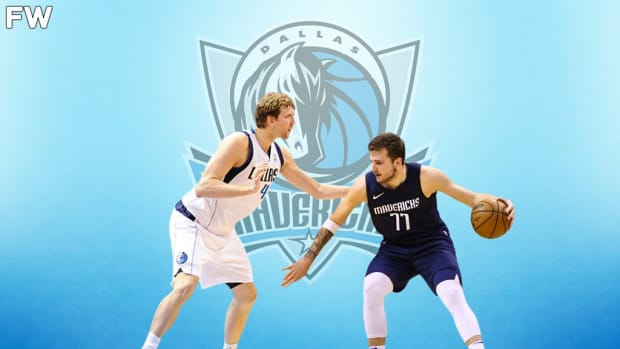 Luka Doncic Says Dirk Nowitzki Would Beat Him 1-On-1