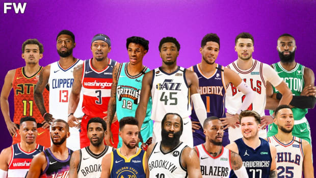 This Year's All-NBA Guard Class Is Absolutely Stacked: James Harden, Damian Lillard, And Stephen Curry Lead The 16 Best Guards In The World
