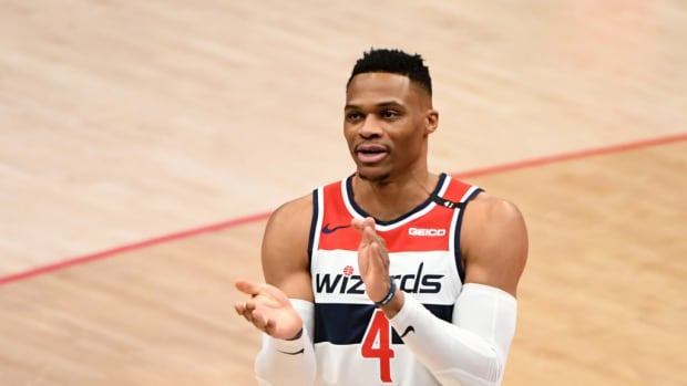 """Russell Westbrook Sends Emotional Message To Wizards Fans After Trade To The Lakers: """"I'm Grateful Y'all Took A Chance On Me And Supported Me Every Step Of The Way"""""""