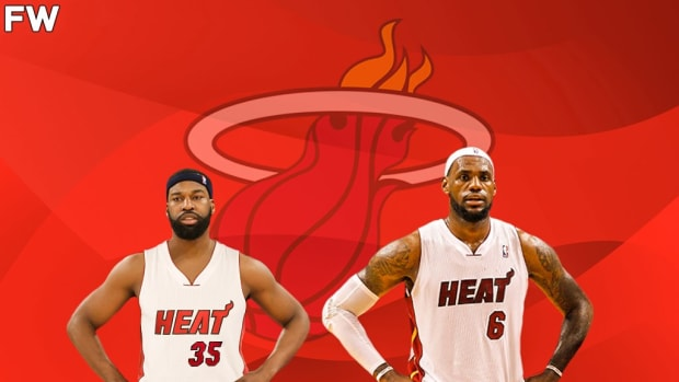 Baron Davis Says Dan Gilbert Didn't Want To Let Him To Sign With Miami Heat Because LeBron James Would Win A Title