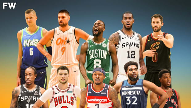 10 NBA Stars That Could Be Traded Before The Trade Deadline